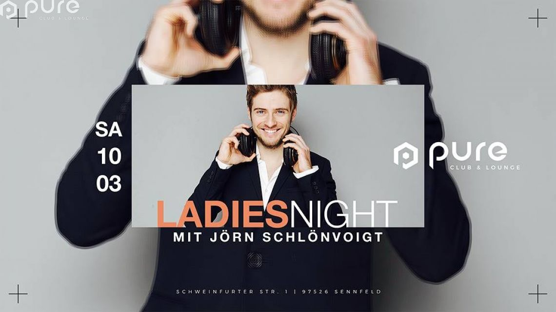 Ladies Night mit Jörn Schlönvoigt