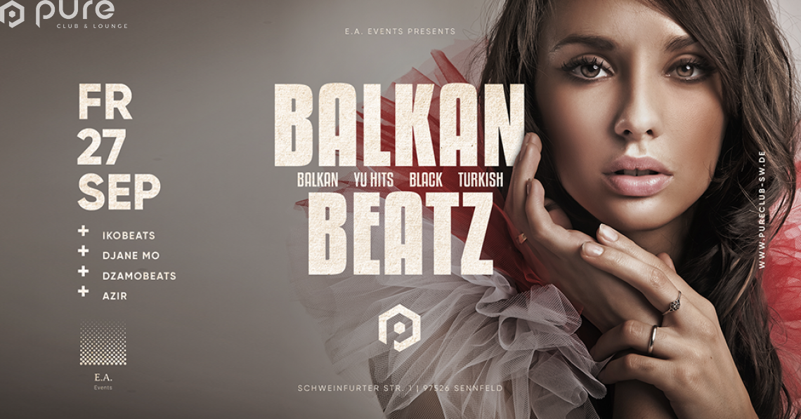 Pure Balkan Beatz